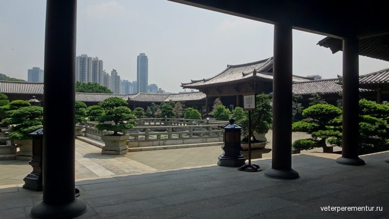 монастырь Чи Лин (Chi Lin Nunnery)