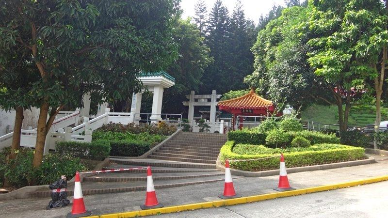 дорога к храму тысячи Будд
