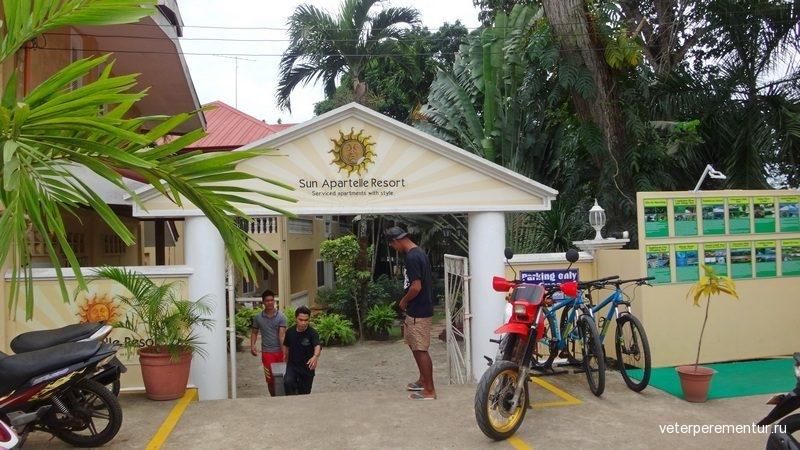 Панглао, Филиппины