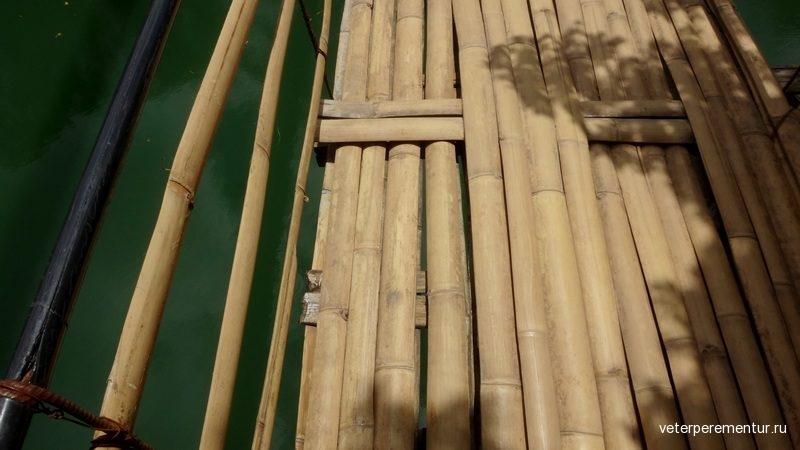 Бамбуковый мост, Бохол