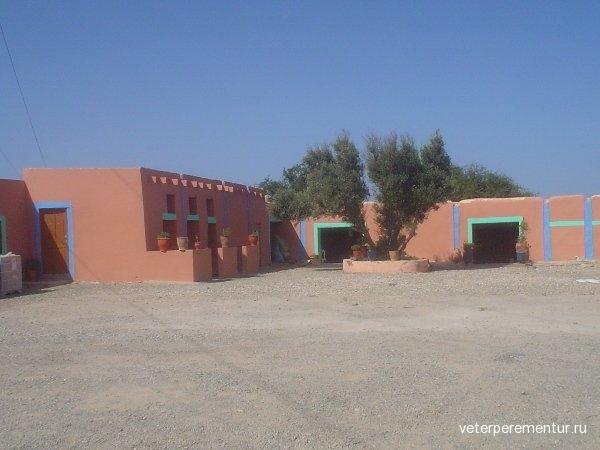 Марокко, изготовление арганового масла
