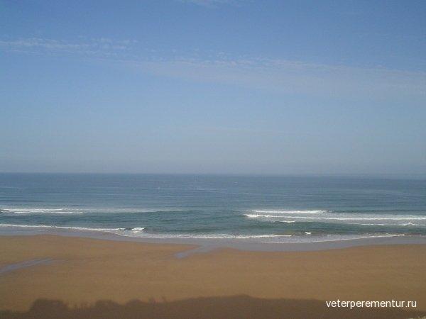 Марокко, океан