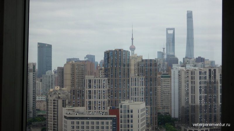 Holiday Inn Express Zhabei Shanghai