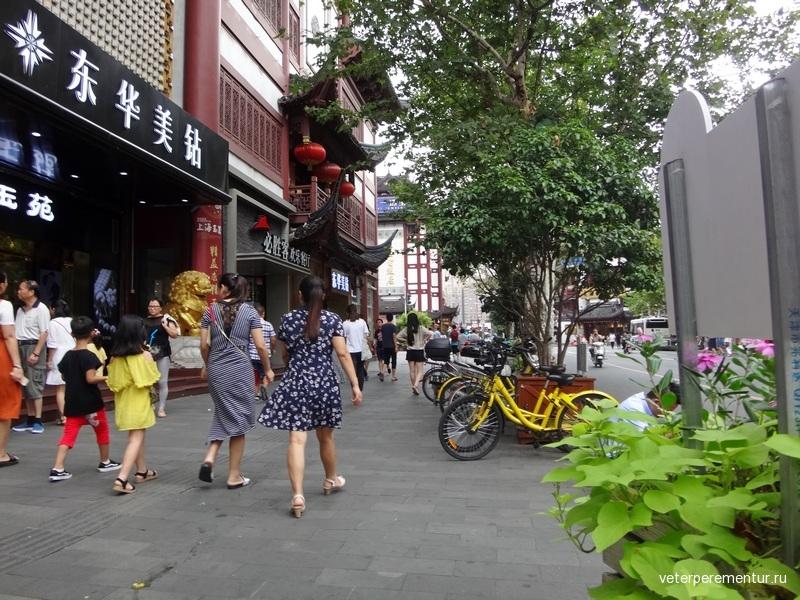 ШАНХАЙСКИЙ СТАРЫЙ ГОРОД 老城 (SHANGHAI OLD TOWN)