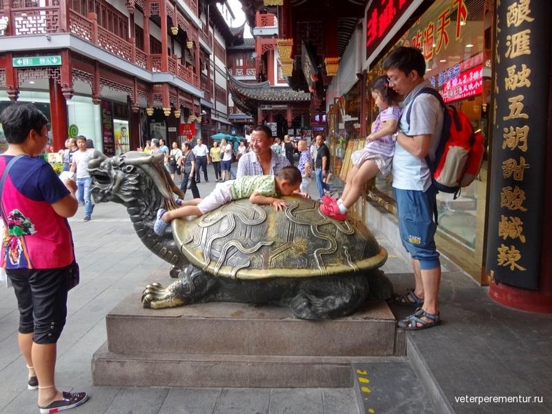 Старый город, Шанхай