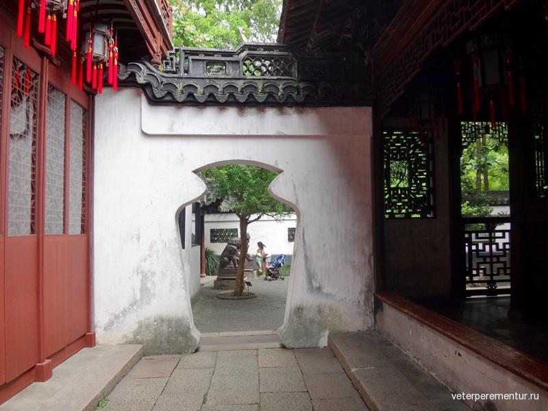 Yuyuan Garden 豫园 Сад Юй Юань