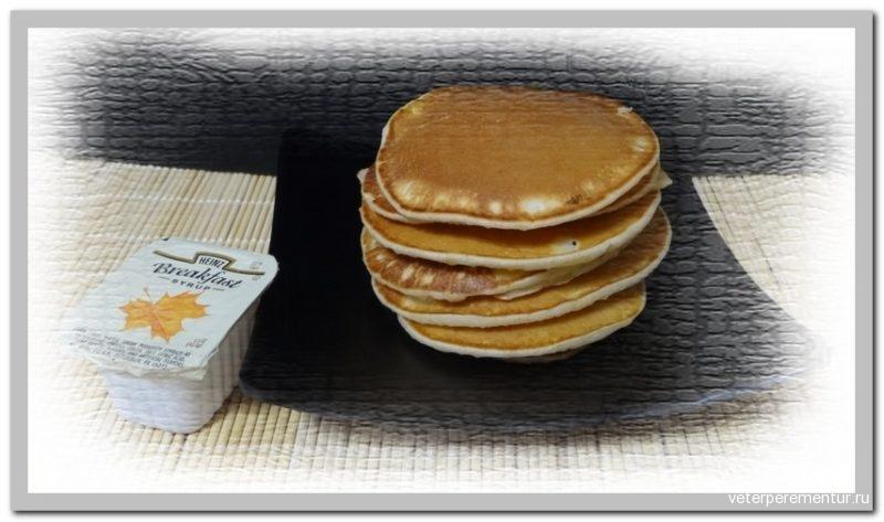 Панкейки Pancakes