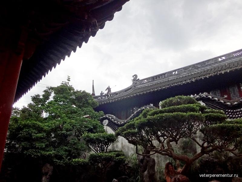 Yu GardenСад Юй Юань