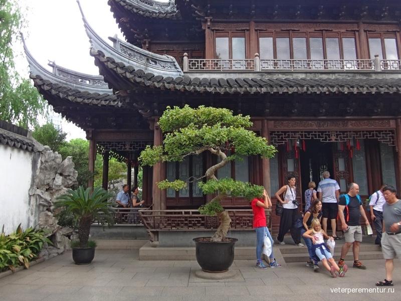 Yuyuan Garden 豫园 Сад Ю