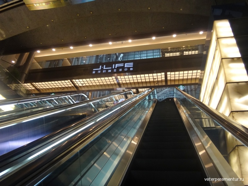 Шанхай, небоскребы