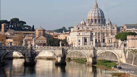 Выиграй путешествие в Рим