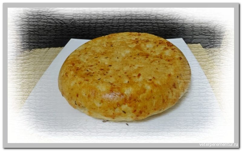 Сырный французcкий хлеб
