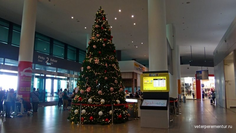Куала-Лумпур, аэропорт