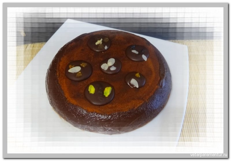Шоколадные кексы БЕЙЛИЗ