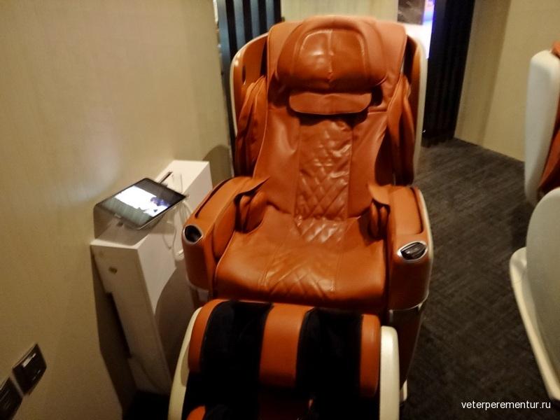 SATS Premier Lounge, Singapore