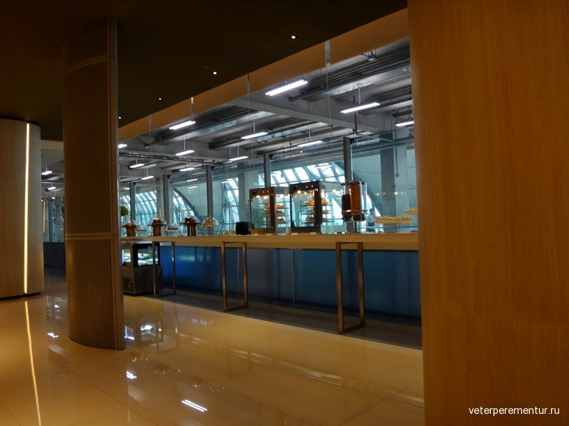 MIRACLE FIRST CLASS LOUNGE, Бангкок
