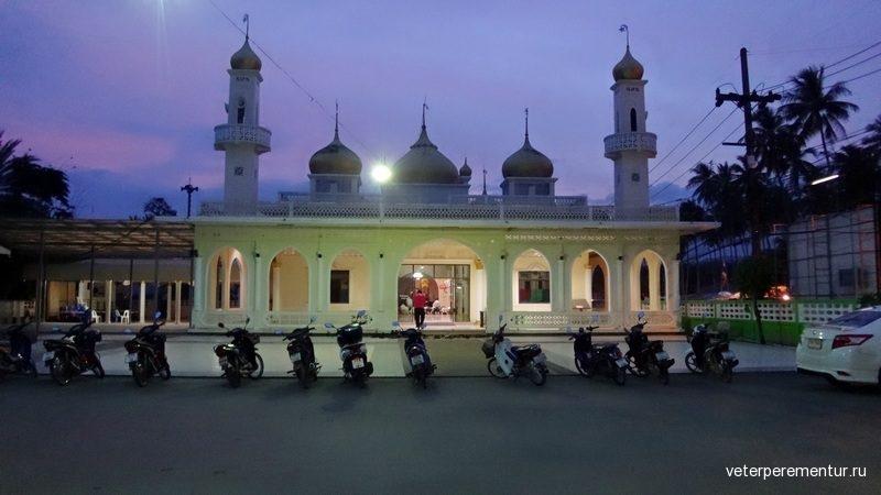 Мечеть Ао Нанг