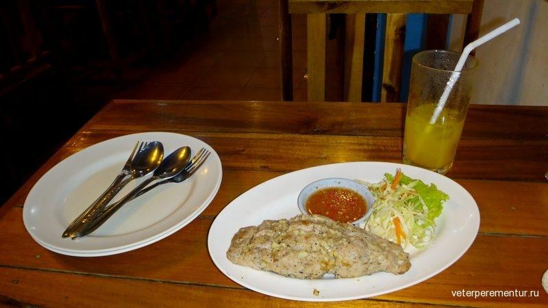 Ао Нанг, ресторан