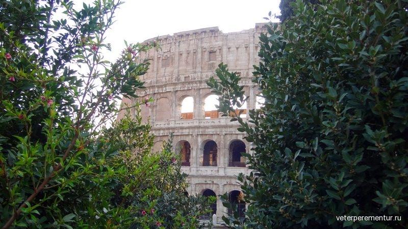 Рим, Колиозей