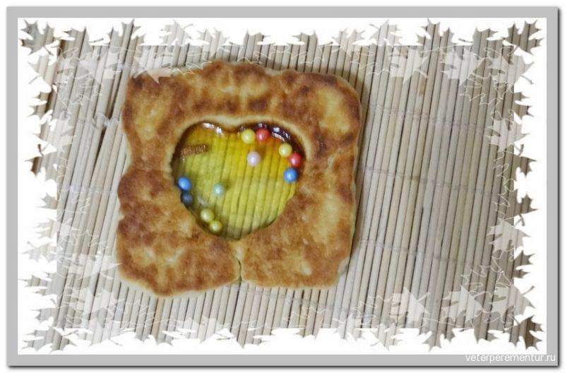 Печенье Аквариум