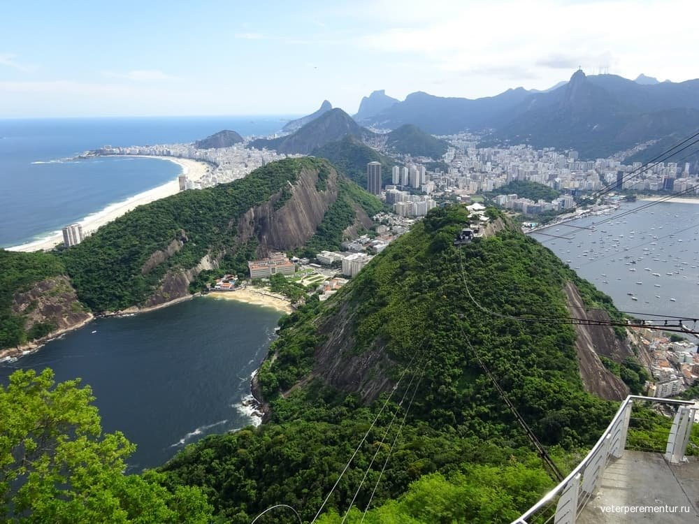 Сахарная голова, Рио-де-Жанейро