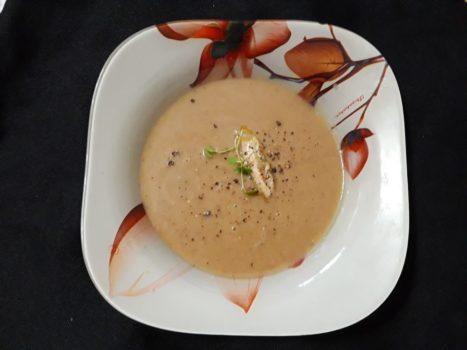 Суп-пюре Нагоя
