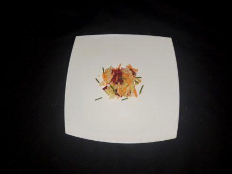 Салат для похудения Щетка