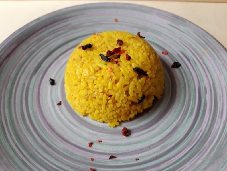 Рассыпчатый рис в мультиварке Мулинекс