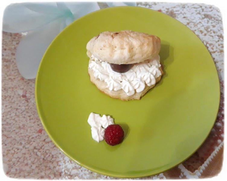 Пирожное Черная жемчужина