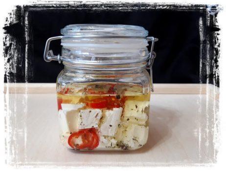 фета в оливковом масле