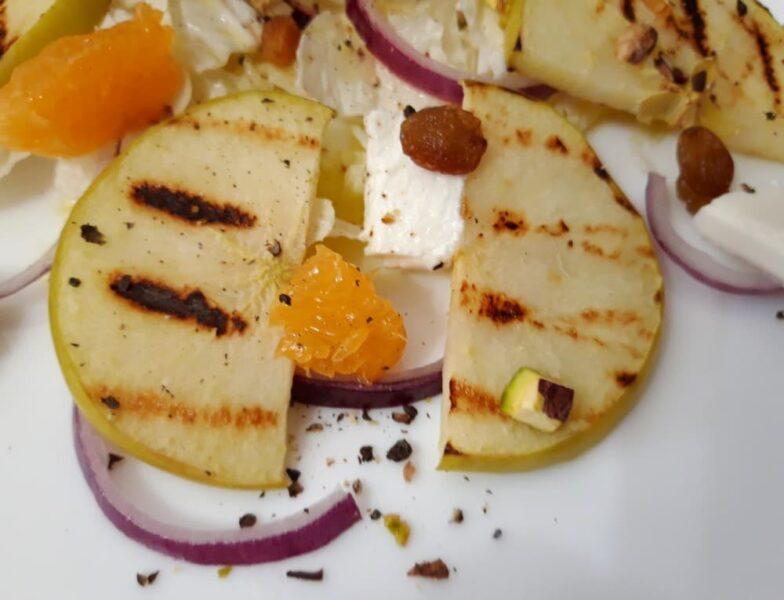 Рецепт Барселонский салат