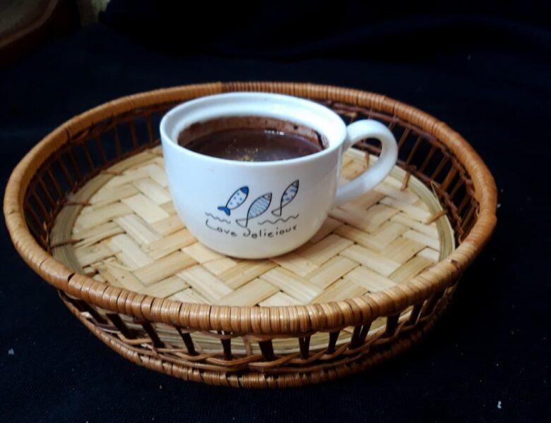 Рецепт Горячий шоколад со специями