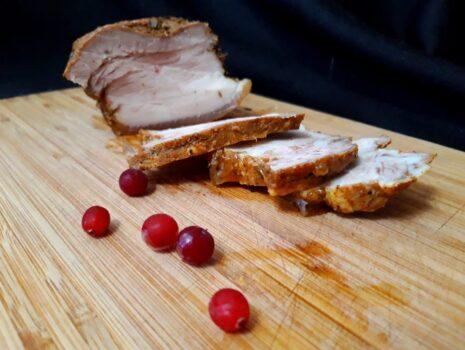 Рецепт Свиная грудинка в мультиварке