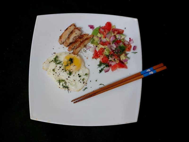 Рецепт Топинг из авокадо