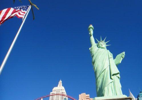 Статуя Ссвободы